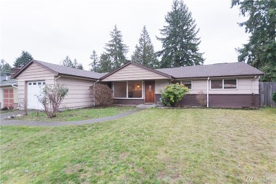 Seattle Single Family Home For Sale: 14020 Bagley Ave N