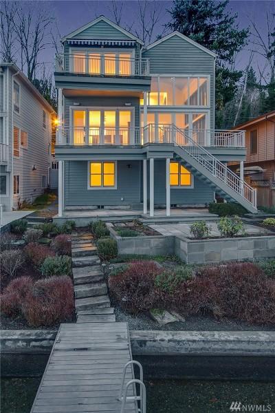 Bellevue Single Family Home For Sale: 6007 Hazelwood Lane SE