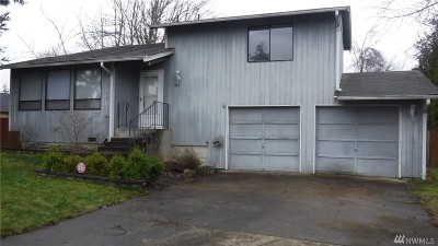 Puyallup Rental For Rent: 1610 10th Ave SE