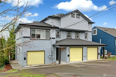 Seattle Single Family Home For Sale: 1813 28th Ave S