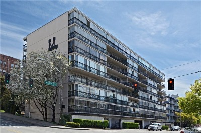 Condo/Townhouse Sold: 1740 Melrose Ave #306