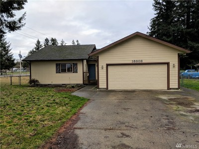 Thurston County Single Family Home For Sale: 18308 Elaine Ct SW