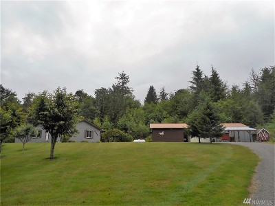 Sedro Woolley Single Family Home For Sale: 23997 Martin Rd