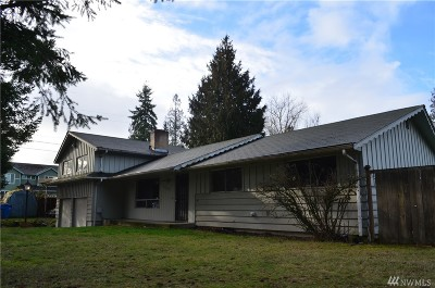 Puyallup WA Single Family Home For Sale: $294,950