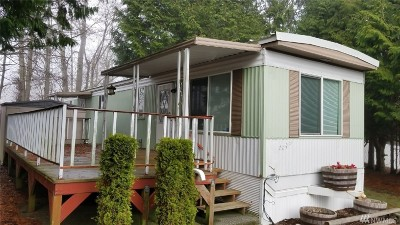Single Family Home For Sale: 5808 Salish Rd