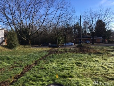 Seattle Residential Lots & Land For Sale: 8421 Rainier Place S