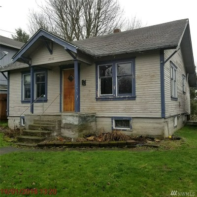 Everett Single Family Home For Sale: 2603 E Grand Ave