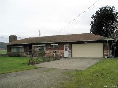 Mount Vernon Single Family Home For Sale: 19019 Burkland Rd
