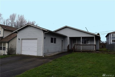 Tacoma WA Single Family Home For Sale: $209,900