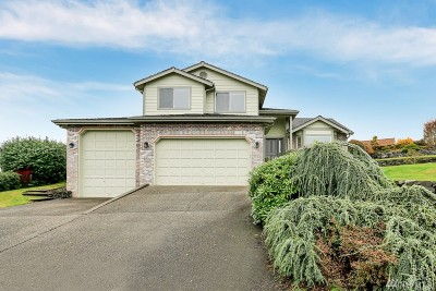 Tacoma WA Single Family Home For Sale: $450,000