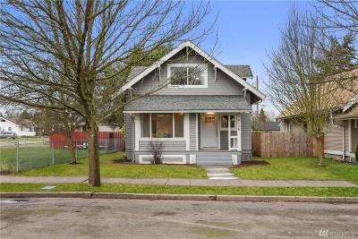 Tacoma WA Single Family Home For Sale: $329,900