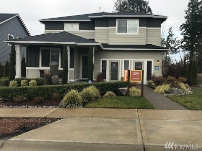 Bonney Lake Single Family Home For Sale: 13711 185th Ave E #51