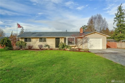 Snohomish County Single Family Home For Sale: 1215 172nd St NE