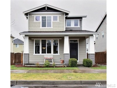 King County Rental For Rent: 24721 233rd Place SE