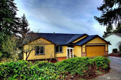 Sumner Single Family Home For Sale: 7423 171st Av Ct E