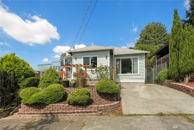 Seattle Single Family Home For Sale: 5108 S Orchard St