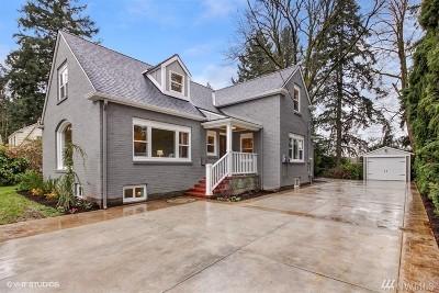 Seattle Single Family Home For Sale: 7505 Seward Park Ave S