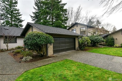 Seattle Single Family Home For Sale: 11808 Stendall Dr N