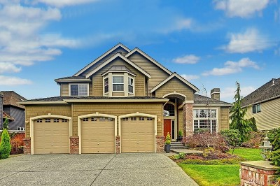 Snohomish County Single Family Home For Sale: 24120 E Greystone Lane