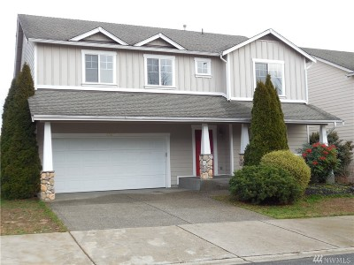 King County Single Family Home For Sale: 25810 178th Place SE