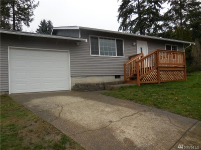 Puyallup WA Single Family Home For Sale: $269,000