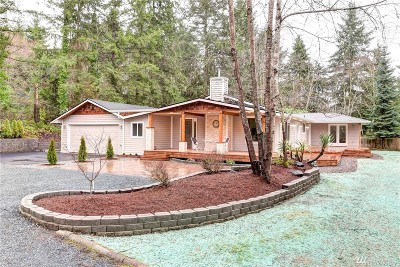Snohomish County Single Family Home For Sale: 7220 199th St SE