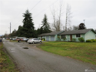 Snohomish County Multi Family Home For Sale: 16405 Smokey Point Blvd