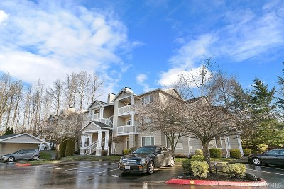 Bothell Condo/Townhouse For Sale: 15300 112th Ave NE #C107