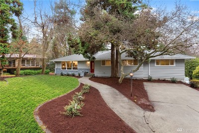 Normandy Park Single Family Home For Sale: 19455 Marine View Dr SW