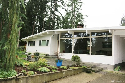 Enumclaw Single Family Home For Sale: 39641 226 Ave SE