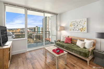 Condo/Townhouse Sold: 2600 2nd Ave #1701