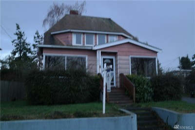 Single Family Home For Sale: 2944 Alki Ave SW
