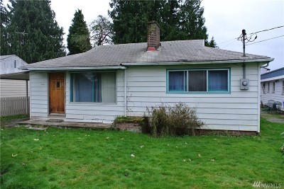 Puyallup Single Family Home For Sale: 2708 Linden Lane