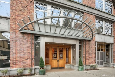 Condo/Townhouse Sold: 2319 1st Ave #703
