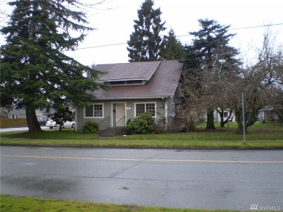 Sedro Woolley Single Family Home For Sale: 700 Jameson St