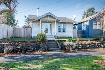 Seattle Single Family Home For Sale: 8005 17th Ave NW