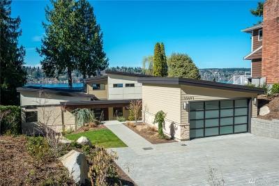 Kirkland Single Family Home For Sale: 13643 62nd Ave NE