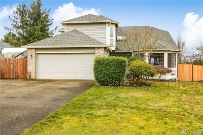 Bonney Lake Single Family Home For Sale: 19917 127th St Ct E