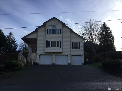 Puyallup Rental For Rent: 8619 66th Ave E