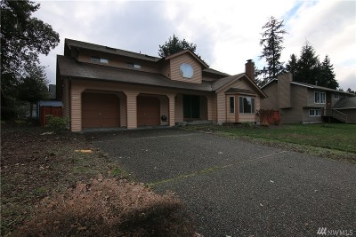 Federal Way Single Family Home For Sale: 32409 51st Ave SW