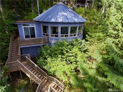 Lummi Island Single Family Home For Sale: 3005 Hummingbird Place