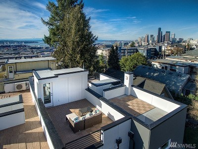 Seattle Single Family Home For Sale: 1742 12th Ave S #B