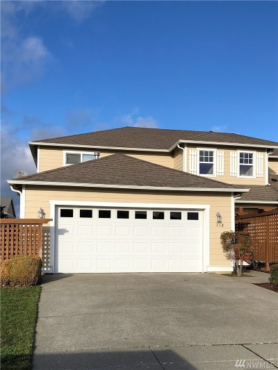 Lynden Single Family Home Sold: 718 Bentgrass