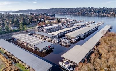 Bellevue Condo/Townhouse For Sale: 3911 Lake Washington Blvd SE #C8/C9