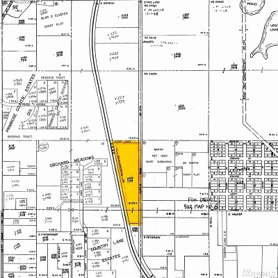Bellingham Residential Lots & Land For Sale: 4245 Curtis Rd