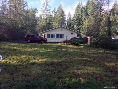 Shelton Single Family Home For Sale: 5541 E Pickering Rd