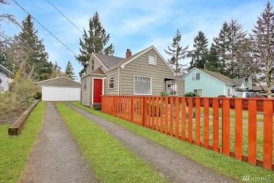 Pierce County Single Family Home For Sale: 630 E 49th St