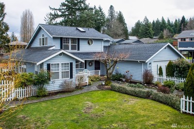 Bellingham Single Family Home For Sale: 1536 Lakewood Lane