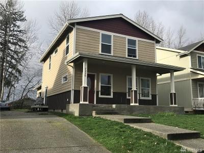 Pierce County Single Family Home For Sale: 7226 E G St