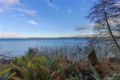 Port Ludlow Residential Lots & Land For Sale: 3993 Paradise Bay Rd